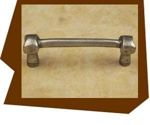 "Anne At Home   Hammerhein Cabinet Pull-4″ ctc"" 1"