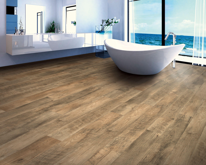 Mohawk Revwood Plus Sawmill Ridge Wheat Field Oak Waterproof Flooring Laminate Flooring Oak Laminate