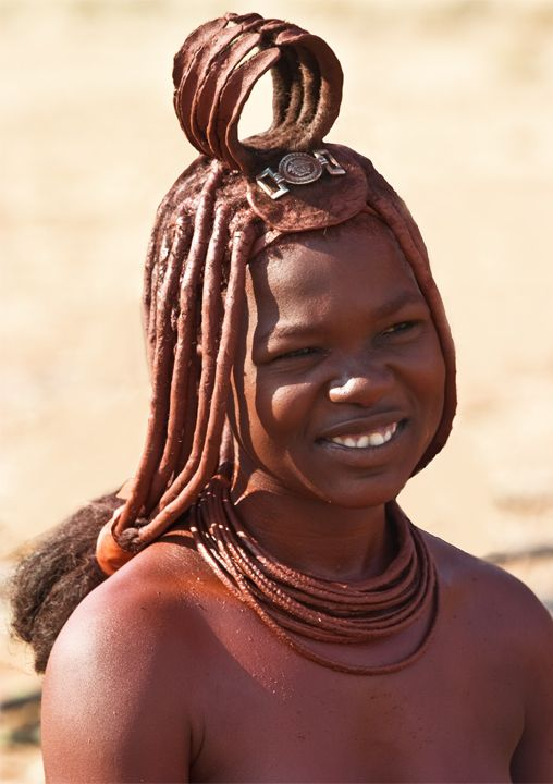 Himba People Africa S Most Fashionable Tribe With Images