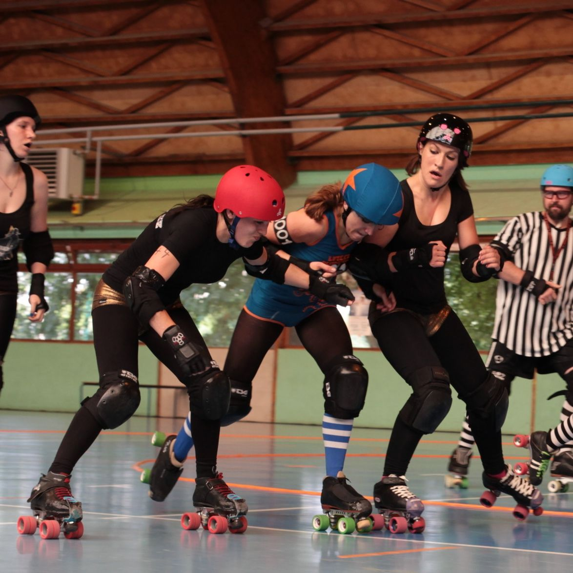 Roller skating rink queen anne - Explore Lutece Roller Derby And More