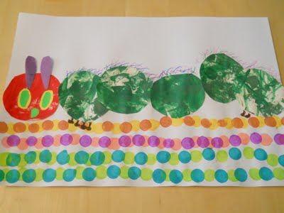 Eric Carle, Very Hungry Caterpillar