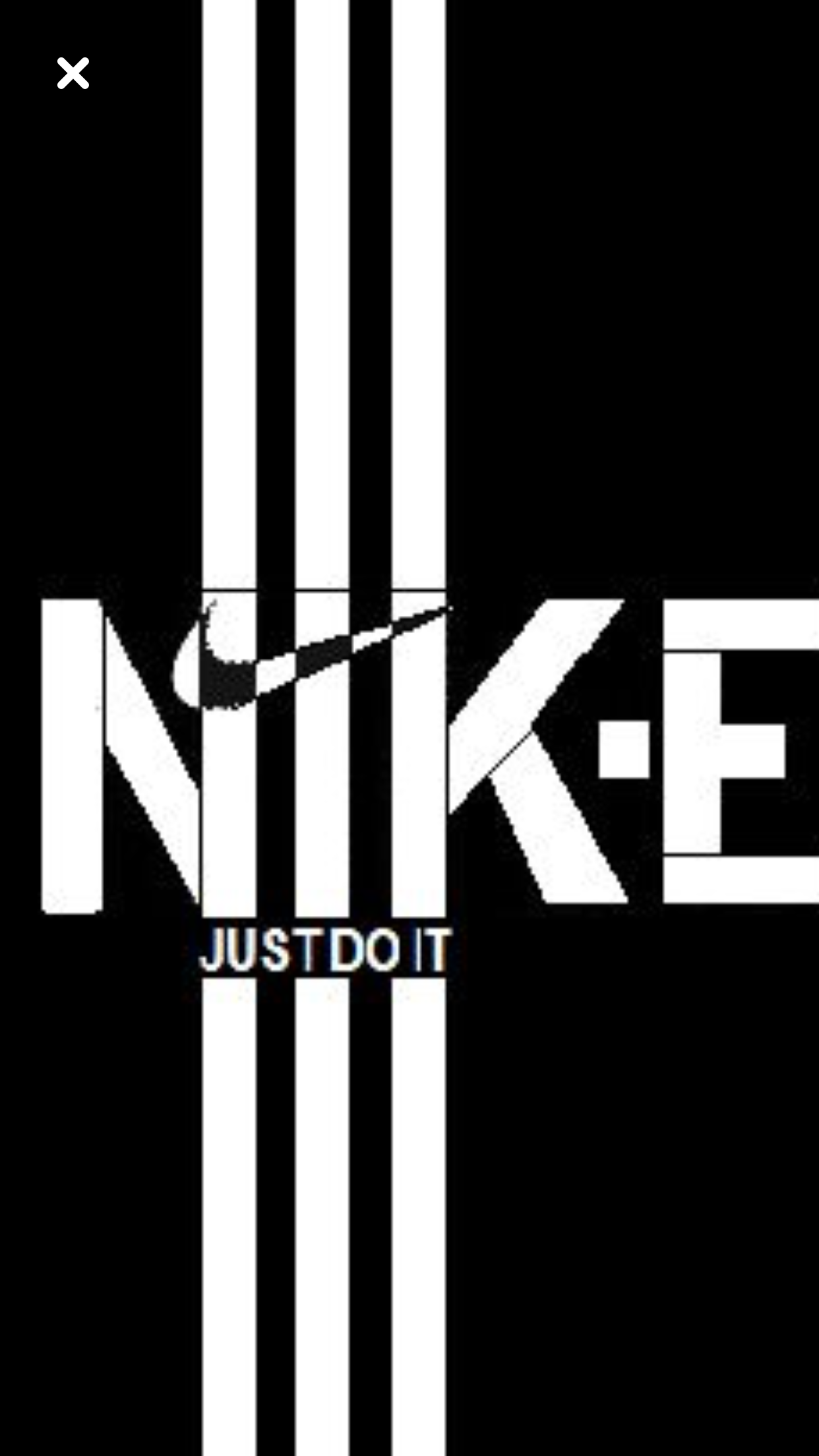Nike (Just Do It) - Phone Wallpaper/Background/Screensaver ...