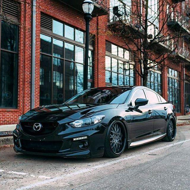 Instagram Photo By Mazda Fitment Dec 31 2015 At 2 55am Utc Mazda Mazda 6 Sedan Mazda 3 Sedan