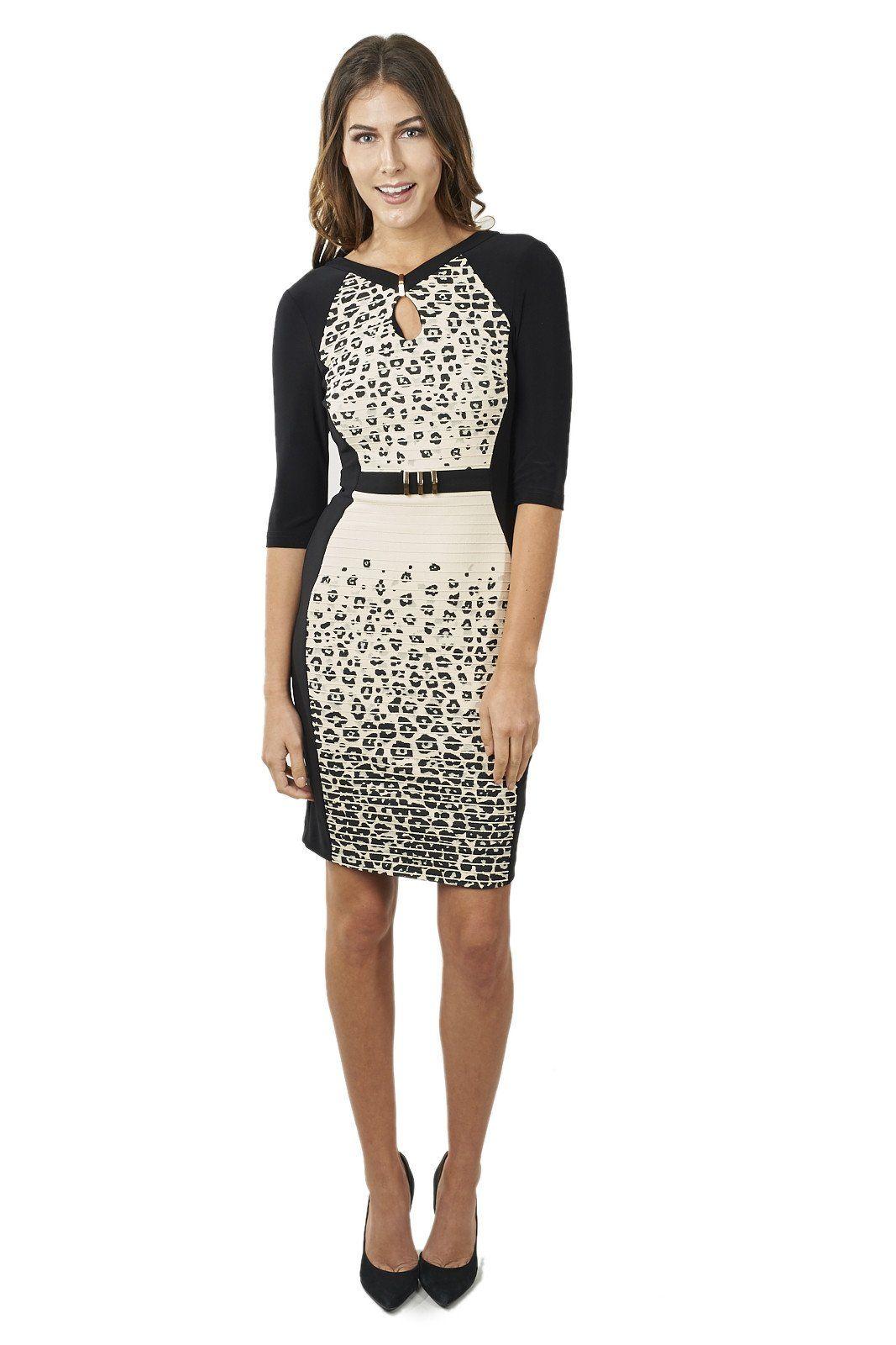 Cheetah Print Long Sleeve Dress Long Sleeve Print Dress Long Sleeve Dress Dresses [ 1600 x 1067 Pixel ]