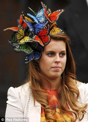 Hrh Princess Beatrice Of York Really