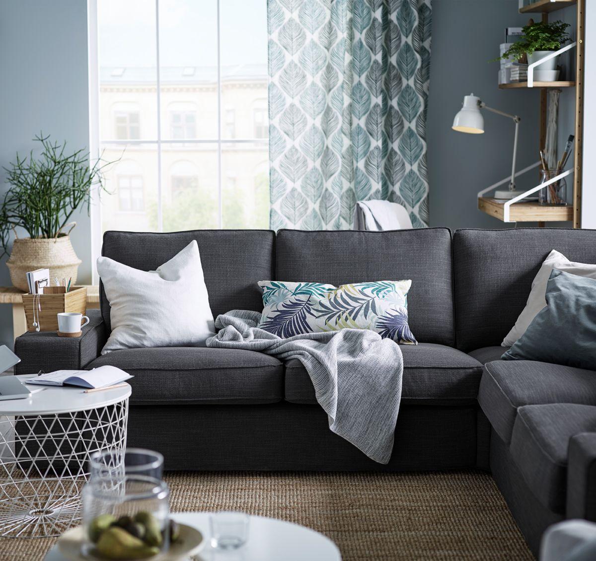 Mobilier Et Decoration Interieur Et Exterieur Deco Canape Gris
