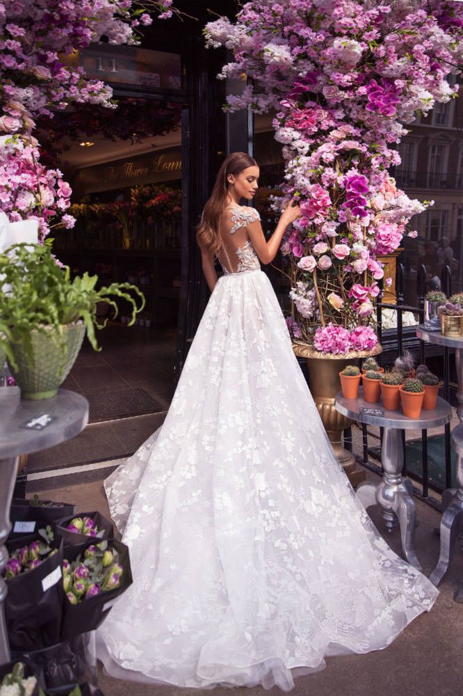 Milla Nova Wedding dresses – Blooming London Bridal Collection