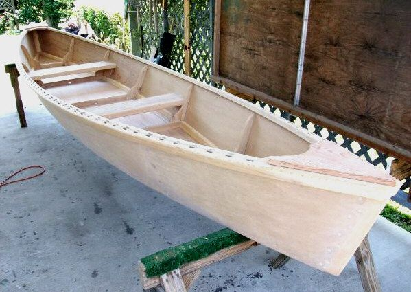 Pin by Harold Dupuy on Pirogues | Wooden boat plans, Boat ...