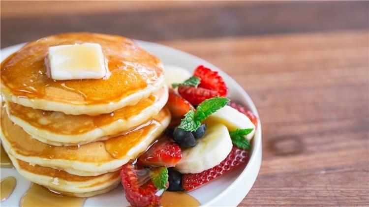 طريقة البان كيك سيدات مصر Pancake Recipe Easy Fluffy Fluffy Pancake Recipe Pancake Recipe