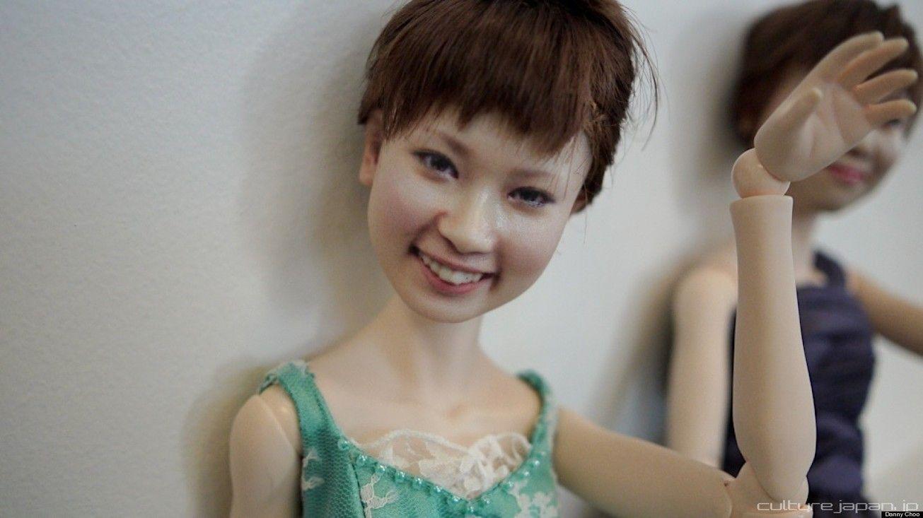 кукла копия человека по фотографии отделки фасада магазина