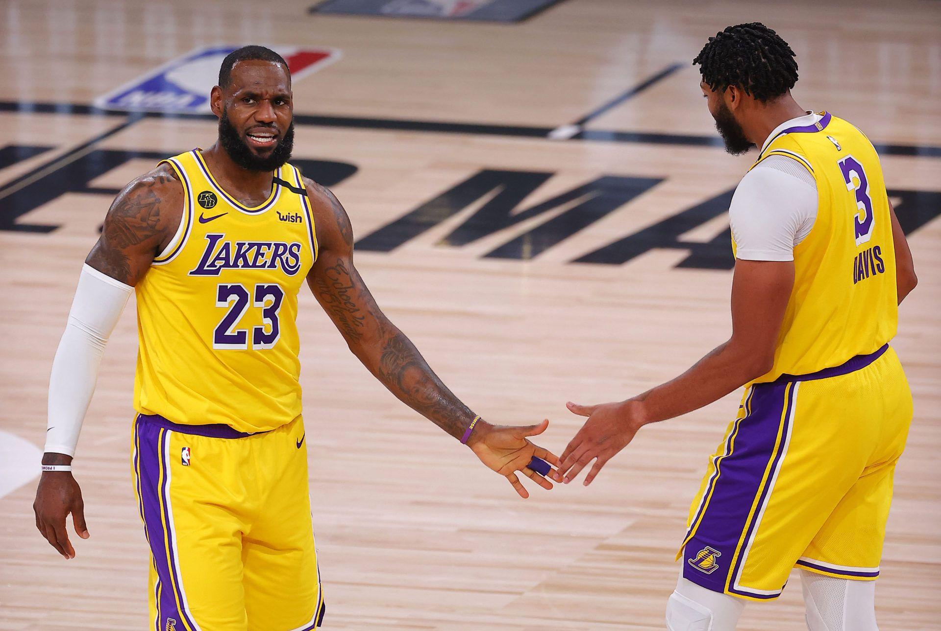 2020 Nba Jersey Rankings 29 Los Angeles Lakers In 2020 Nba Jersey Sportswear Basketball Nba