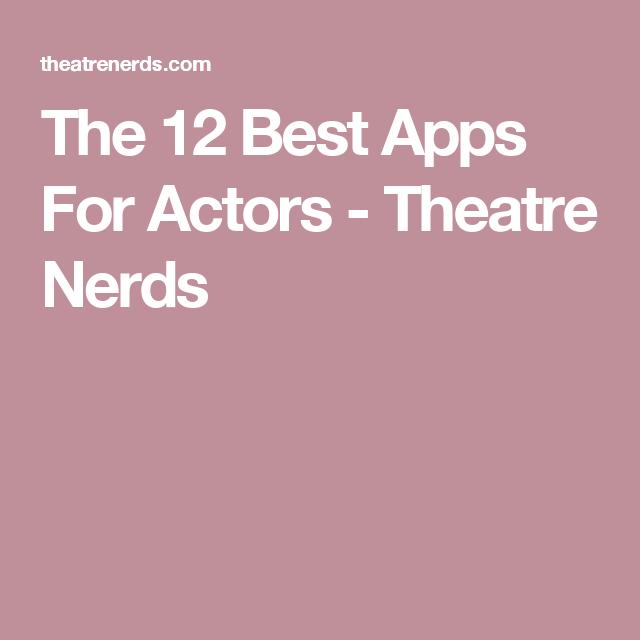 Best apps for nerds