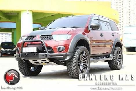 Image Result For Overland Rocky Bumper For Pajero Sport Mobil