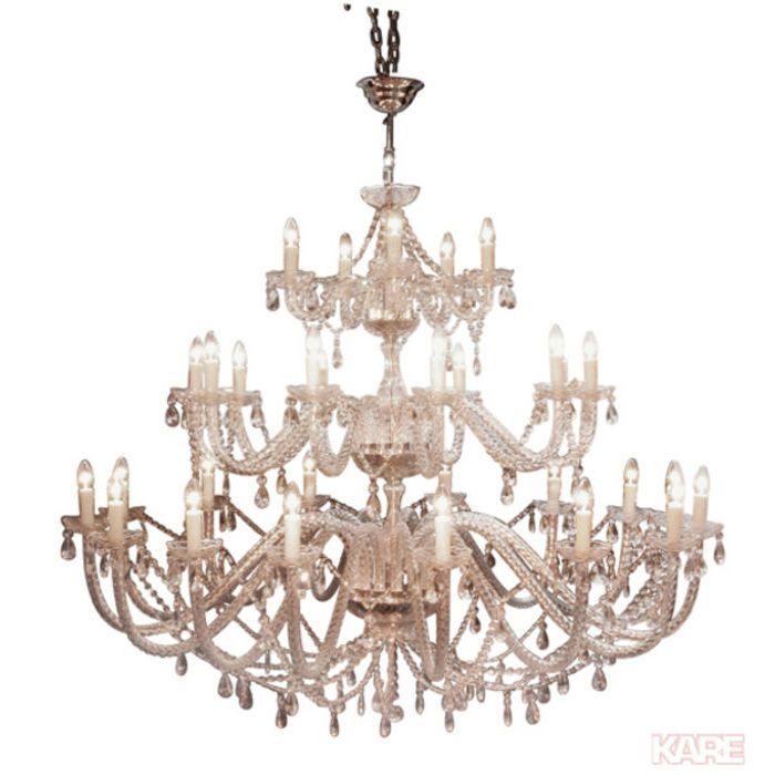 Lampara Gioiello Feudal Claro Pendant Lamp Chandelier Ceiling Lights