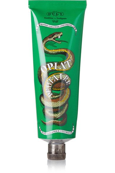 Colorless Opiat Dentaire Toothpaste, 75ml Mint, Coriander