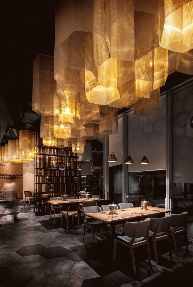 Interior Design Inspirations For Your Luxury Restaurant Design