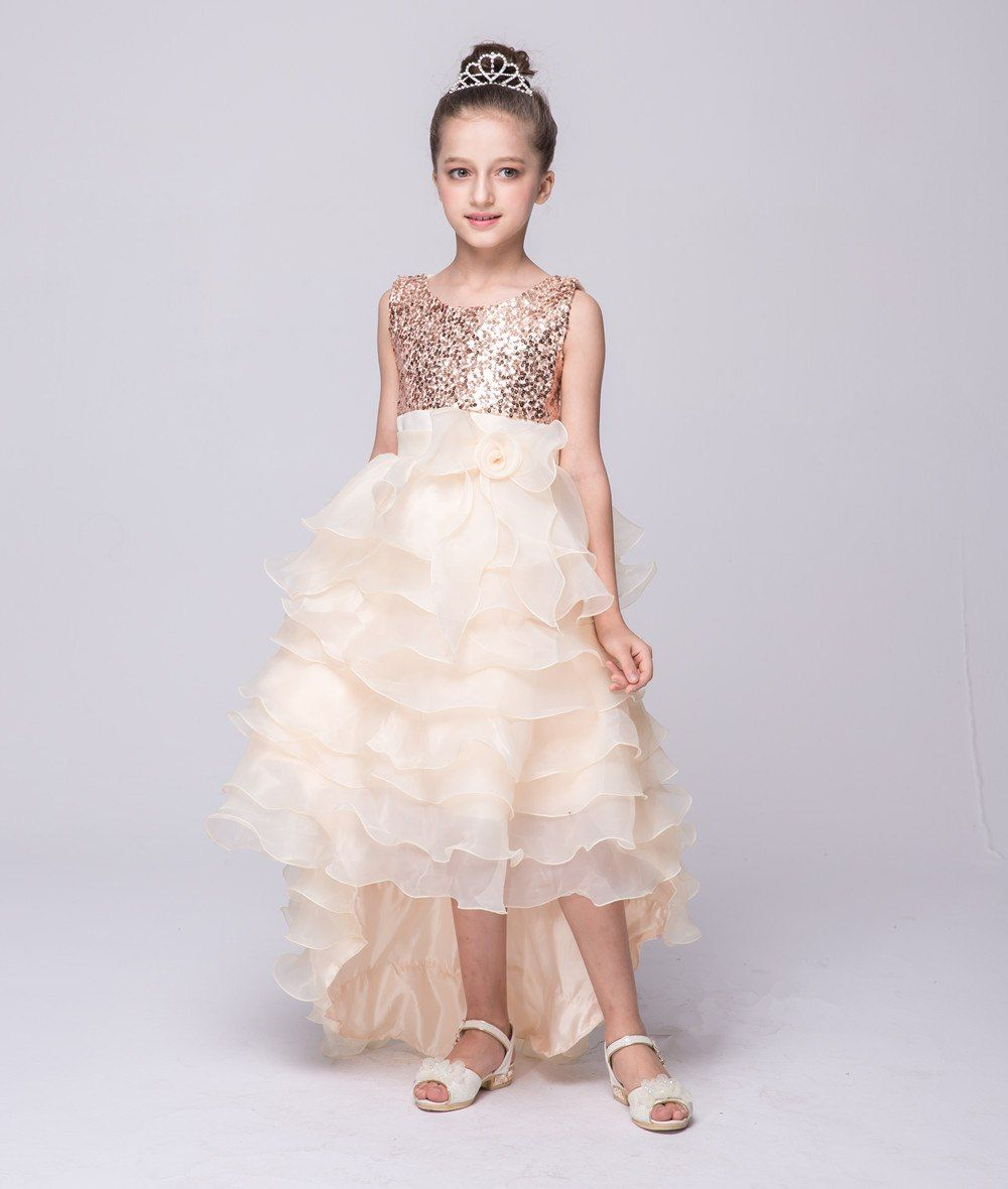 7 New Kids Party Dresses for 7 To 7 7 7 7 7 Year Old Girls