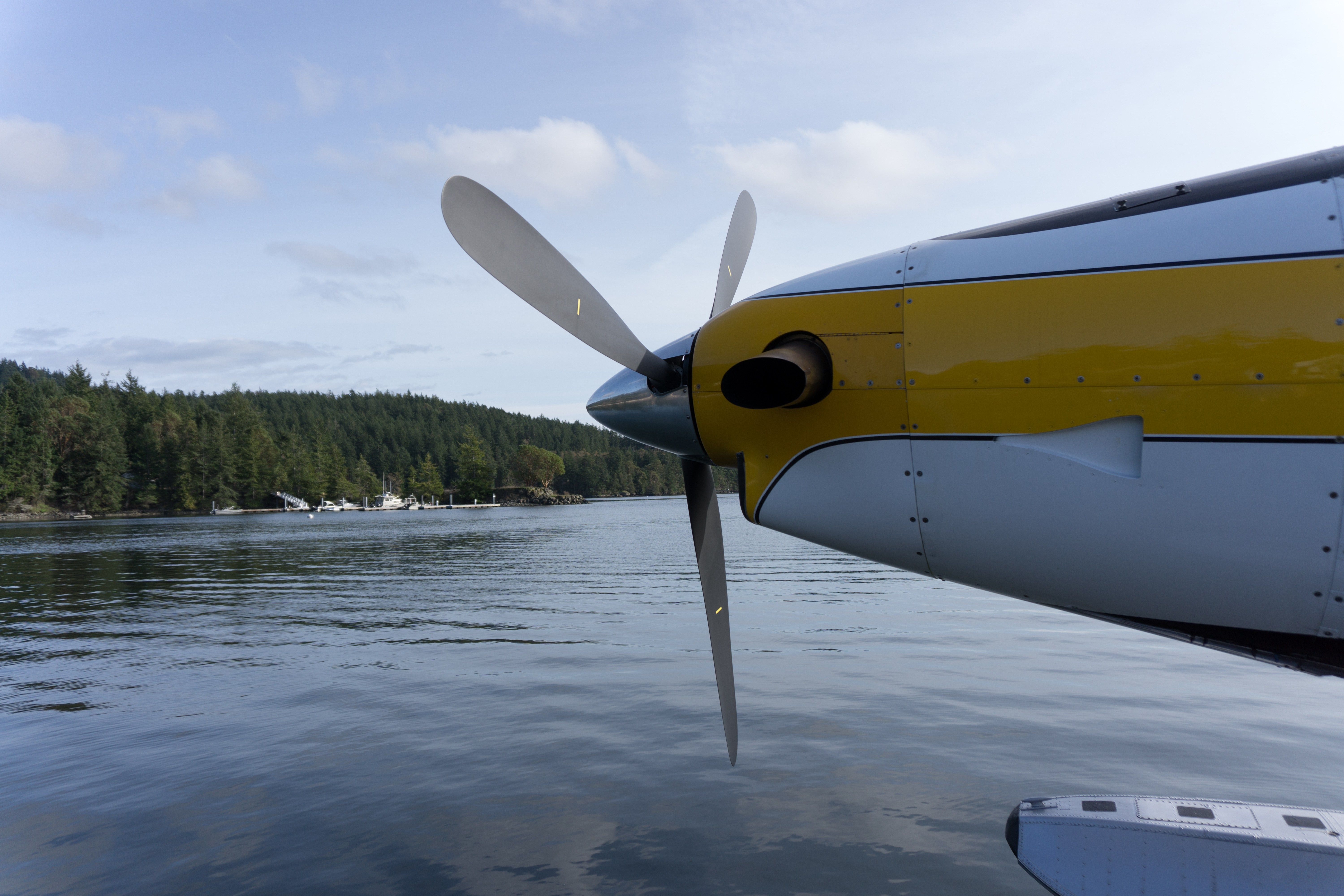 A Magical Experience Flying a Kenmore Air Seaplane From