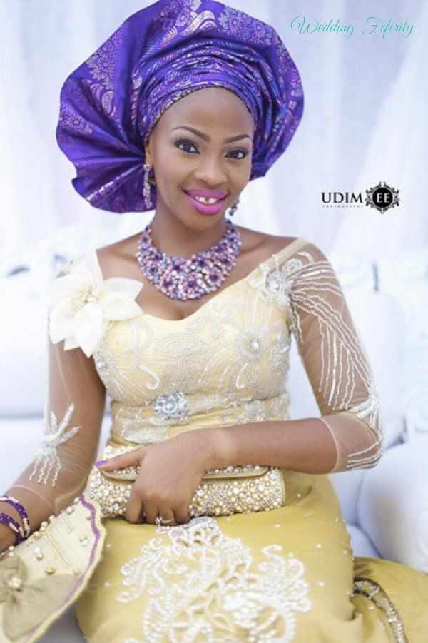 Igbo Traditional Wedding - Brides, Grooms and Bridesmaids ...