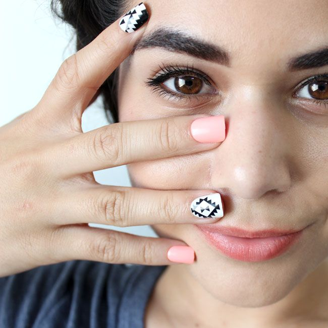 REVIEW: imPRESS Press On Manicures | Pinterest | Manicure, Nails ...