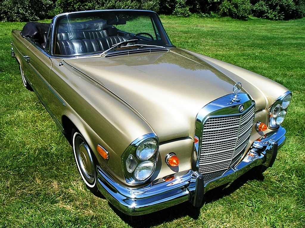 Mercedes-Benz 280SE For Sale at Classic Car Car Trader - Used Autos ...
