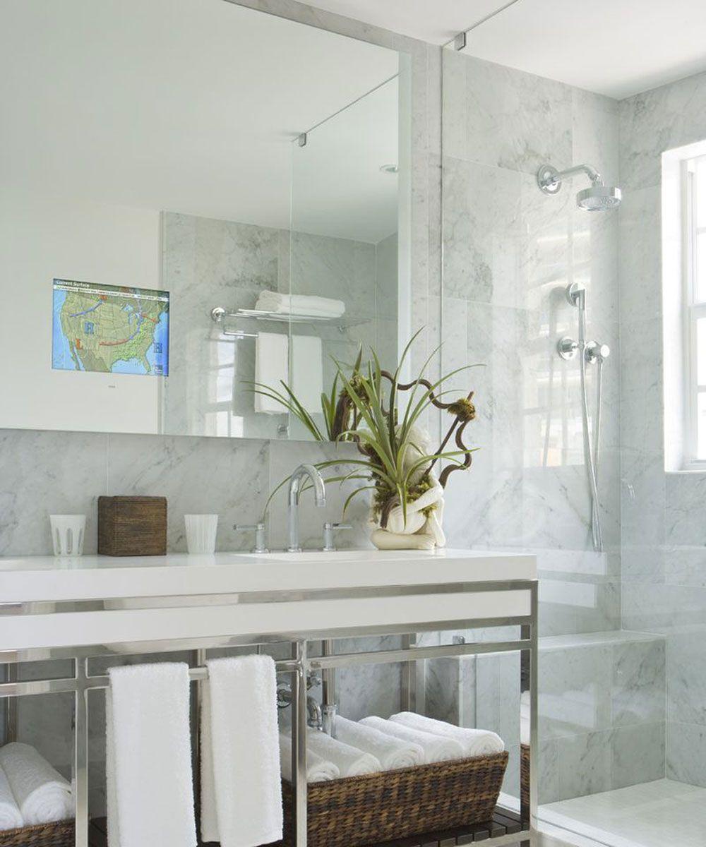 Tv In Badezimmer | Smart Tv Badezimmer