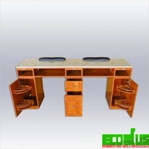 595 Bristol Double Nail Table Guarantee Lowest Price On The Market For Pedicure Chairs And