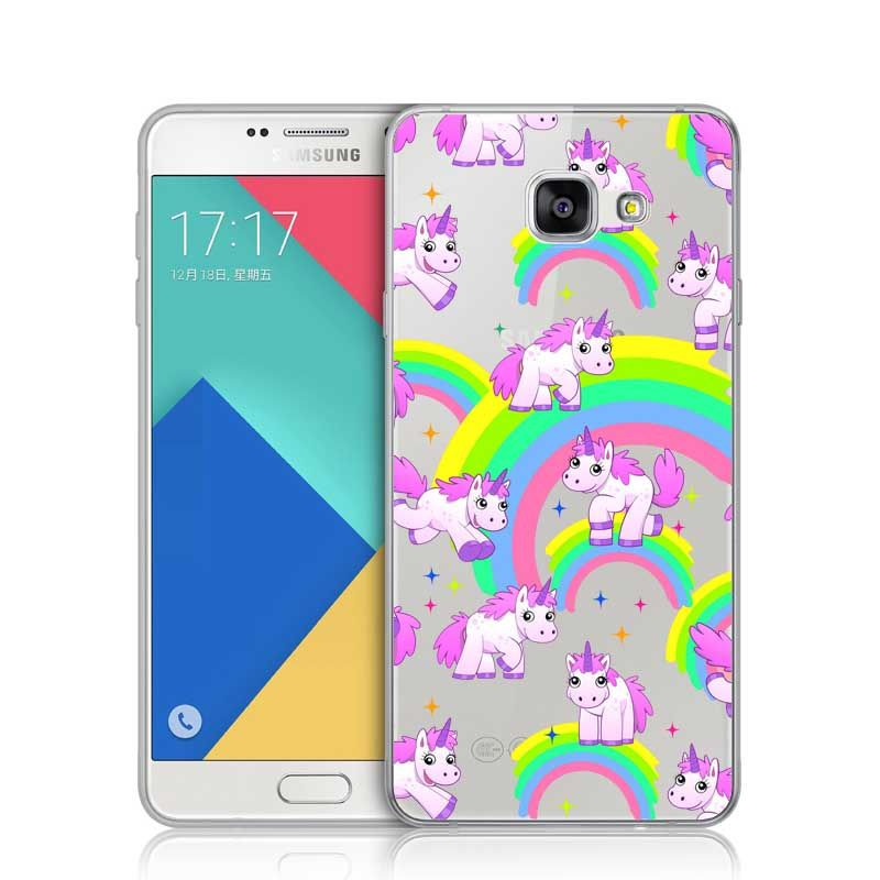 custodia s7 edge samsung unicorno