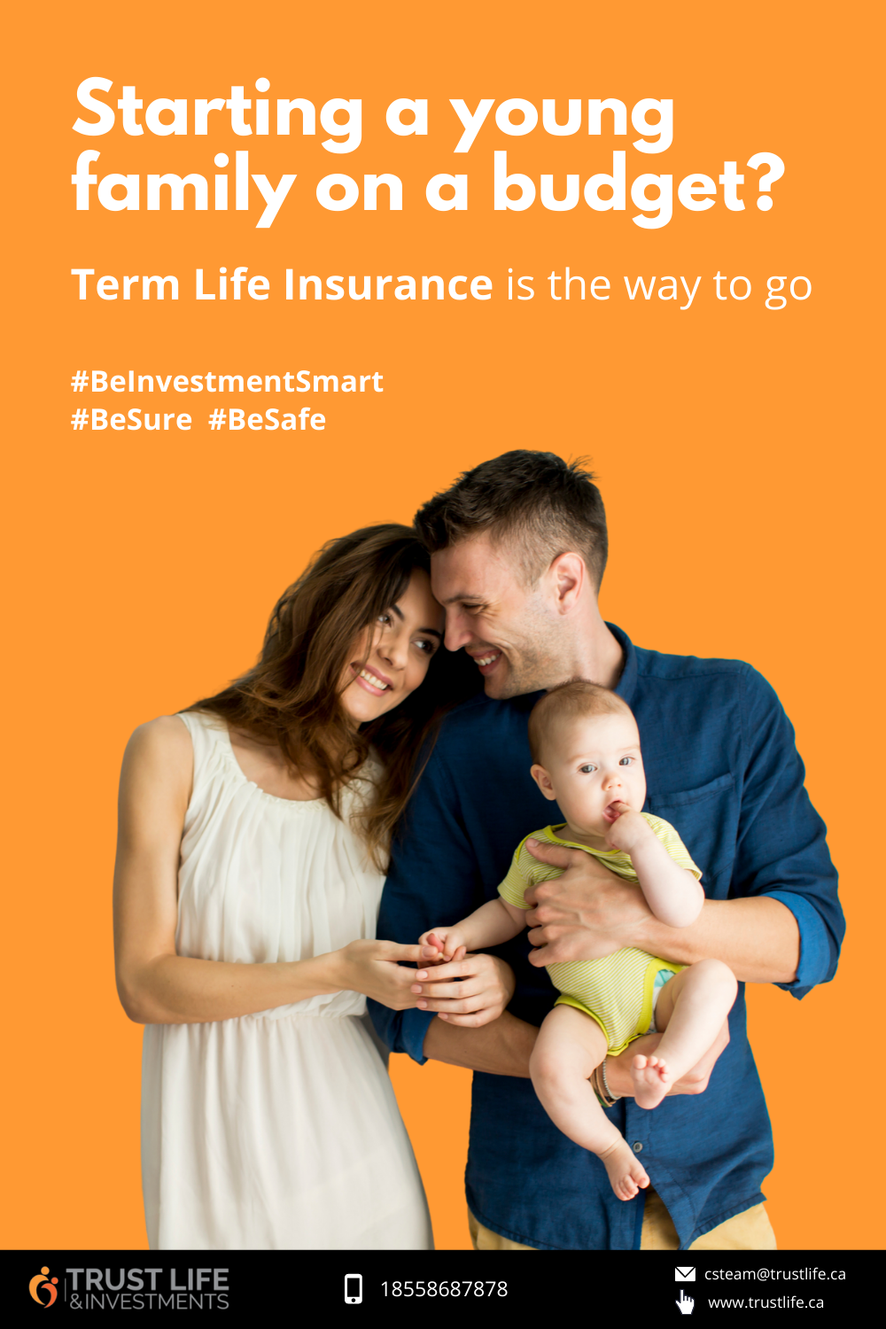 When you are looking for your first life insurance plan ...