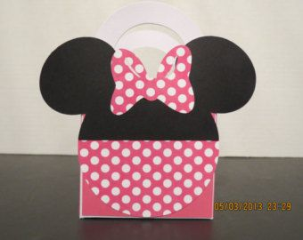 Mickey & Minnie Mouse Favor/Treat Bags set by ScrapbookSolutions