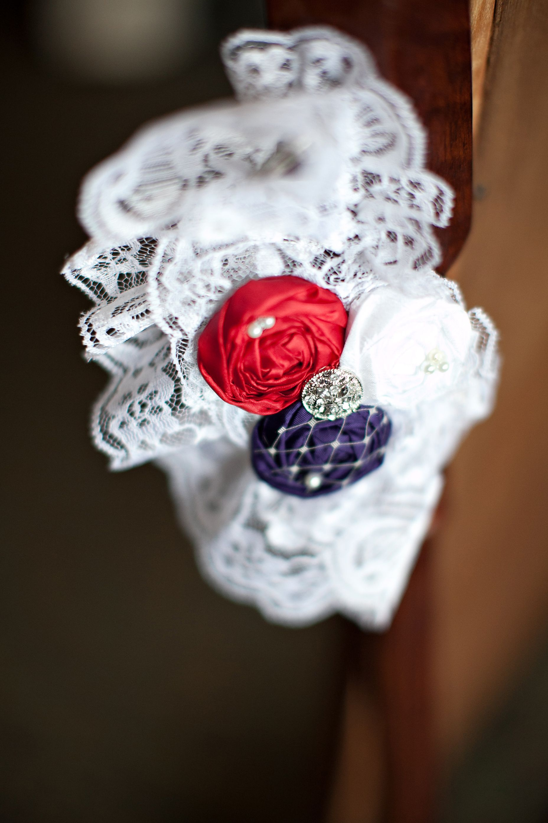 Loved my garter. Ordered it from etsy.com.