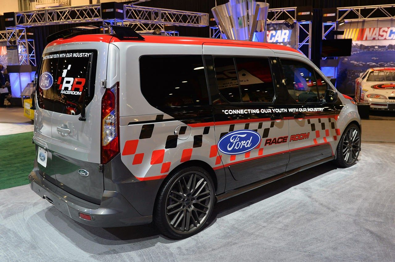 2015 Ford Transit Connect Ford Transit Connect Customs Sema 2013