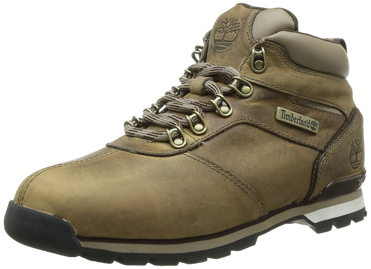 Splitrock 2, Bottes Chukka Homme, Marron (Wheat), 50 EUTimberland
