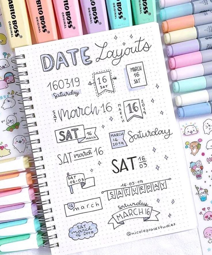 date layout ideas for bullet journal - #bullet #da... - #Bullet #da #Date #Ideas #Journal #layout #leiter #bulletjournals date layout ideas for bullet journal - #bullet #da... - #Bullet #da #Date #Ideas #Journal #layout #leiter