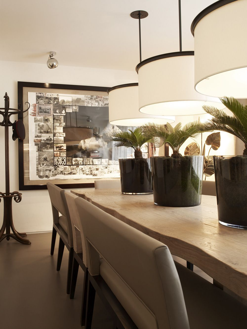 Kelly hoppen dining room google search styling home kelly hoppen dining room google search reviewsmspy