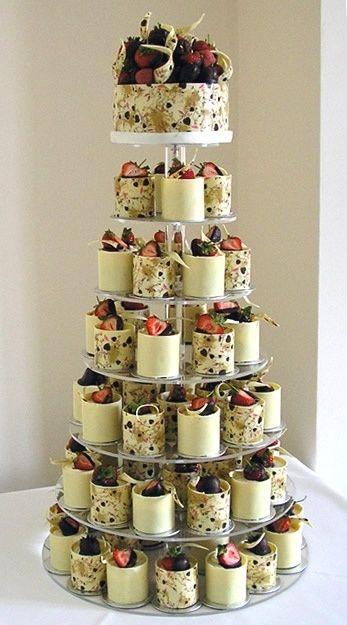 Looks Good Weddings Weddingideas Weddingcake Alternativeweddingcakeideas Wedding Cake Alternatives Wedding Desserts Alternative Wedding Cakes