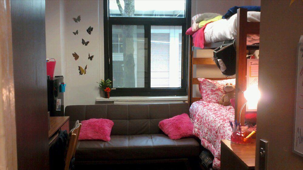Georgia Tech Freshman Dorm Room Great Decorating Ideas Dorm Inspiration Freshman Dorm Dorm Room