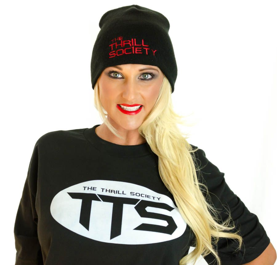TheThrillSociety.com knows t shirts!   Check out our model and May Thrill Girl's site www.kathrynkinley.com #thethrillsociety #tts #ttstshirts #tshirts #girltshirts #milf #ttsproducts