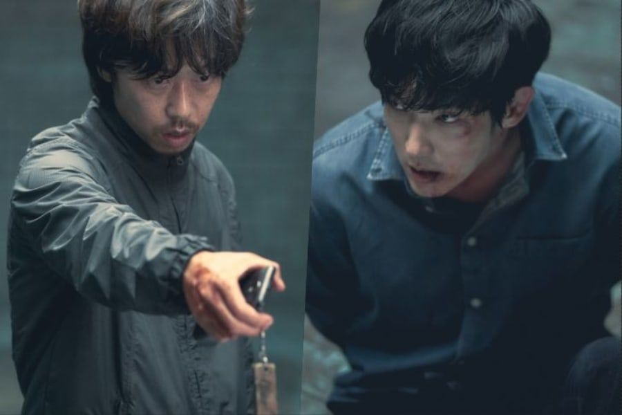 "Lee Joon Gi Is Helplessly Trapped In A Dangerous Situation In ""Flower Of Evil"""