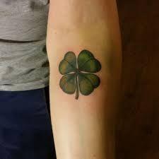 Resultado De Imagen Para Tatuaje Trebol 4 Hojas Tatuajes
