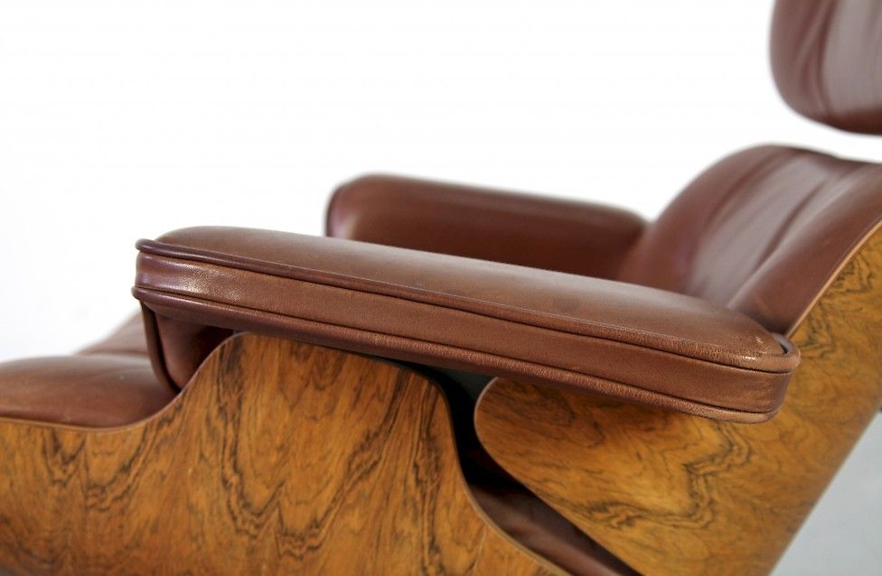 Charles Eames Stuhl Charles Eames Lounge Chair Original Design #stühle ...