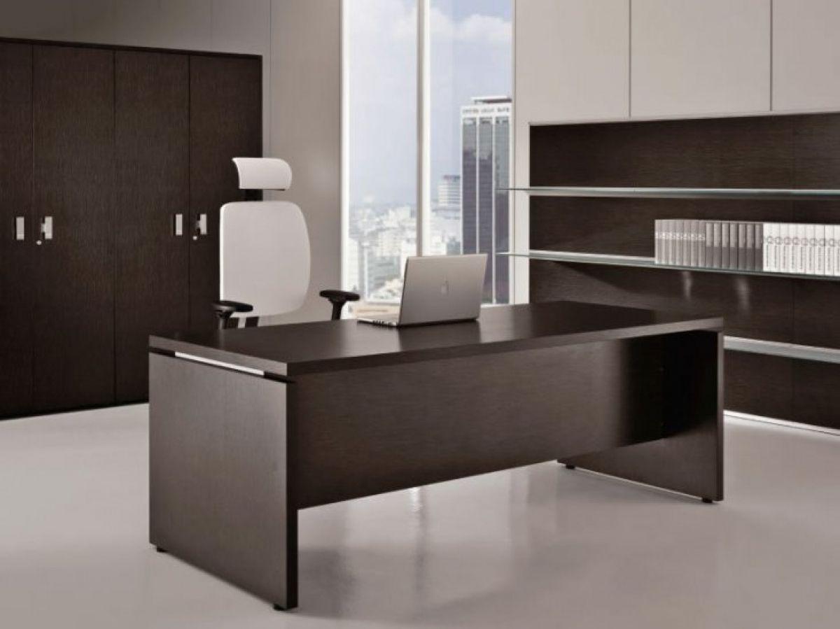 99 Modern Executive Office Desk Modern Home Office Furniture
