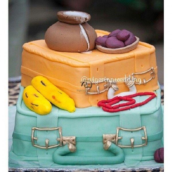 Naija Cake: Presents 60+ Traditional Wedding Cake Ideas