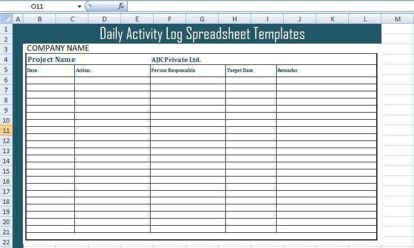 Pin von Techniology auf Excel Project Management Templates For ...