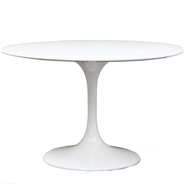 """Modway Furniture Lippa 40"""" Fiberglass Modern Dining Table  #design #homedesign #modern #modernfurniture #design4u #interiordesign #interiordesigner #furniture #furnituredesign #minimalism #minimal #minimalfurniture"""