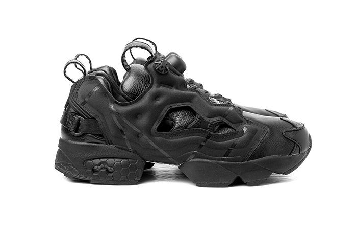Crossover x Joe Chia x Reebok InstaPump Fury (Shadow of Phantom)