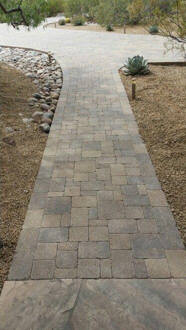 Brick Paver Patterns For Walkways
