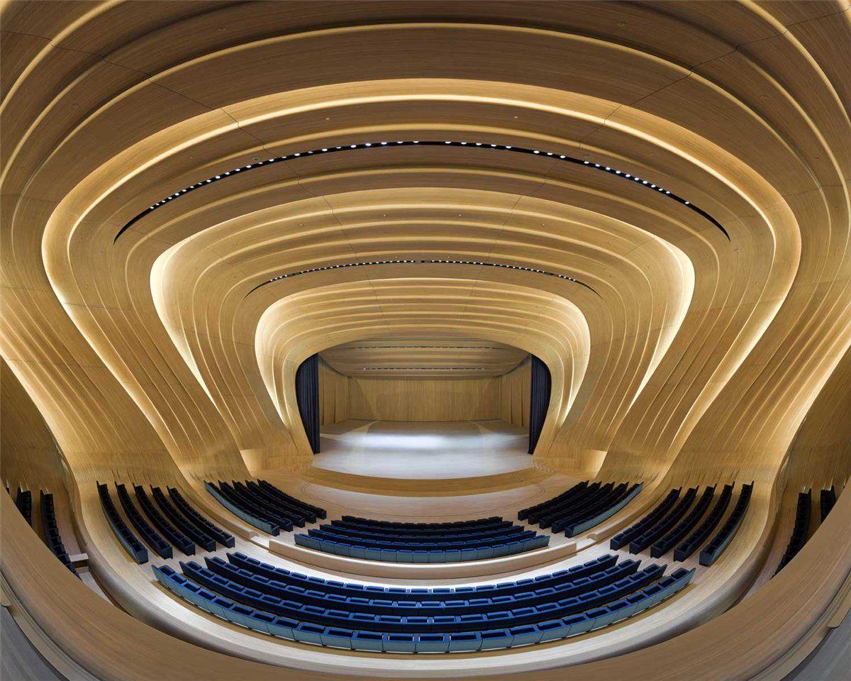 Azerbaijan Cultural Centre By Zaha Hadid Homesthetics Zaha Hadid Zaha Hadid Architects Zaha