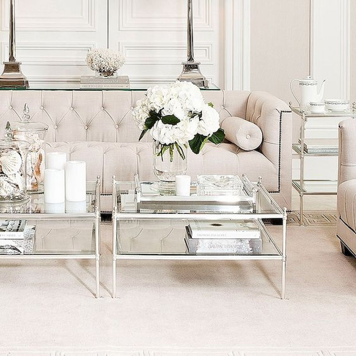 50 Stunning Elegant Living Room Decor Ideas And Remodel Table Decor Living Room Elegant Living Room Decor Elegant Living Room