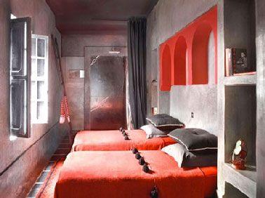 comment associer la couleur gris en dcoration - Association Couleur Peinture Chambre